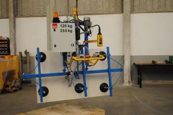 manipulador hasta 250 kgs