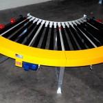 curva 90 r 1200 rodillos conicos