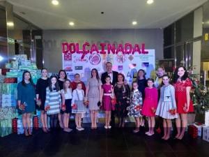 sem colabora en la organización del concierto solidario Dolçainadal en Castellón